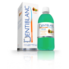 Dentiblanc colutorio blanqueador 500 ml