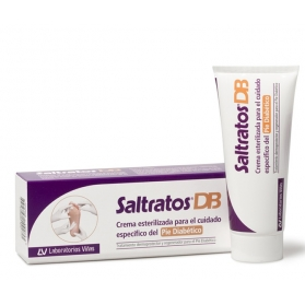 Saltratos db crema pie diabético 100 ml