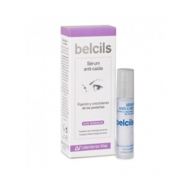 Belcils sérum anticaída de pestañas 3 ml con fixina, biotina y pantenol