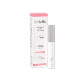 Belcils máscara extra volumen 8 ml con pantenol y vitamina e