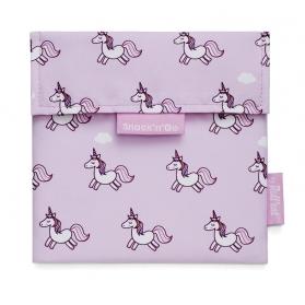 Roll´Eat Snack´N´Go Kids porta meriendas Ecológico unicornios