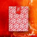 Rolleat bocngo porta bocadillos ecológico tiles rojo