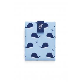 Rolleat bocngo kids porta bocadillos ecológico ballena