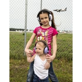 Banz auriculares protectores anti-ruido para bebés 0-2 años color graffiti