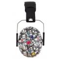 Banz auriculares protectores anti-ruido para niños +2 años color graffiti
