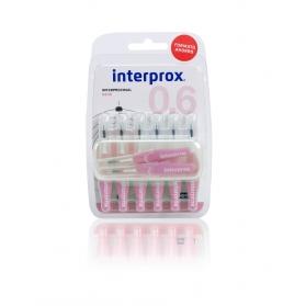 Interprox Nano Formato Ahorro 14 cepillos interproximales