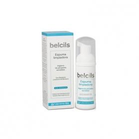 Belcils Espuma limpiadora para párpados sensibles 50 ml