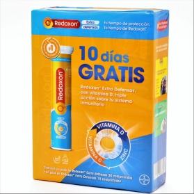 Redoxon Extra Defensas PACK 30 + 15 comprimidos efervescentes