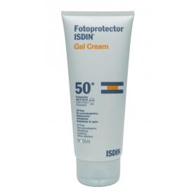 Fotoprotector isdin spf-50+ gel-crema 100 ml formato viaje