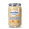 Nutribén Potitos Manzana, Naranja, Plátano y Melocotón 235 g