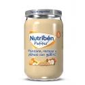 Nutribén Potitos Manzana, Naranja y Plátano con Galleta 235 g