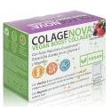 Colagenova Vegan Boost colágeno Vegetal Frutos Rojos 21 sobres