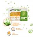 Vitanatur Symbiotics G Probiótico flora intestinal 14 sobres con Vitaminas B