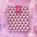 Roll´eat boc´n´go porta bocadillos ecológico tiles rosa