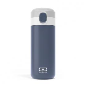 Monbento MB Pop botella térmica 360ml acero inoxidable Azul