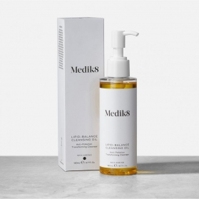 Medik8 lipid balance cleansing oil 140ml