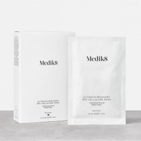 Medik8 ultimate recovery bio-cellulose mask 6uds