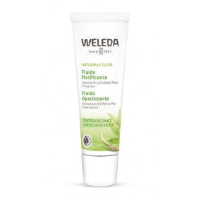 Naturally Clear Weleda fluido matificante 30 ml