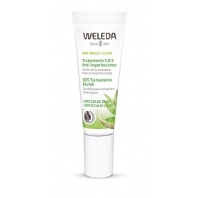Naturally Clear Weleda tratamiento S.O.S. anti-imperfecciones 10 ml