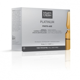 Martiderm Platinum Photo-Age 10 ampollas 2ml