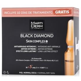Martiderm pack black diamond skin complex+ 30+5 ampollas gratis