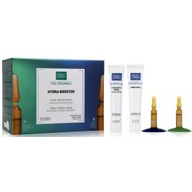 Martiderm hydra booster 15+15ampollas +exfoliante + hidro mask