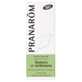 Pranarom Romero QT Verbenona aceite esencial puro BIO 30 ml