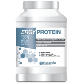 ErgyProtein Nutergia 1000 gr 100% Natural