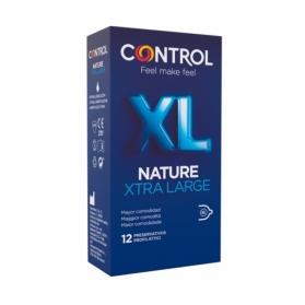 Control Adapta XL 12 preservativos