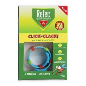 Relec pulsera repelente clik-clack  bob esponja deportes