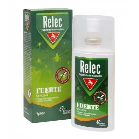 Relec fuerte sensitive spray repelente mosquitos  75 ml