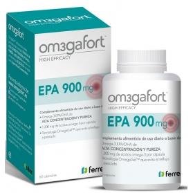 Omegafort epa 900 mg 60 cápsulas