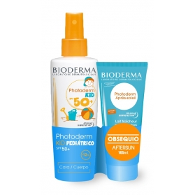 Photoderm kid spf50+ 200 ml + photoderm after-sun 100 ml