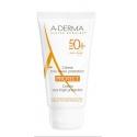 A-Derma Protect Crema solar SPF50+ 40 ml