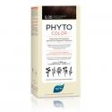 Phytocolor 5.35 chocolate ligero tinte para cabello con extractos vegetales