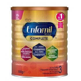 Enfamil 3 Complete Premium 800 gr leche infantil de crecimiento
