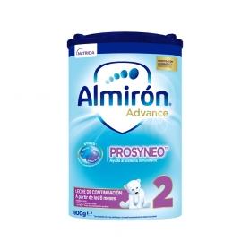 Almiron prosyneo 2 800 gr leche de continuación para lactantes con riesgo de intolerancia