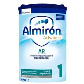Almiron 1 AR Advance 800 gr leche anti regurgitación