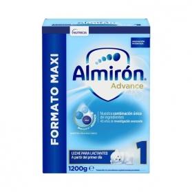 Almirón 1 Advance Pronutra NUEVA FÓRMULA 1200 gr FORMATO AHORRO