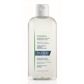 Ducray Sensinol champú 400 ml cuero cabelludo sensible