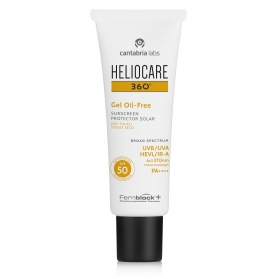 Heliocare 360º SPF 50+ gel Oil Free Dry Touch 50 ml