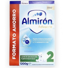 Almirón Advance 2 Pronutra-Advance 1200 gr NUEVA FÓRMULA