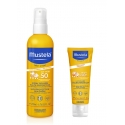 Mustela Solar PACK spray SPF50 200ml+ Leche SPF50 40 ml