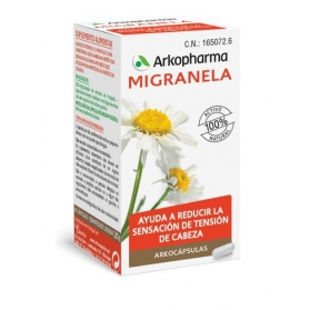 Arkopharma Migranela 45 Arkocápsulas