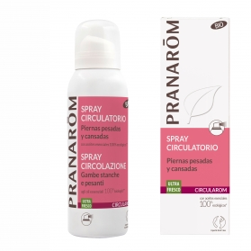 Pranarom Circularom spray piernas ligeras BIO 75 ml