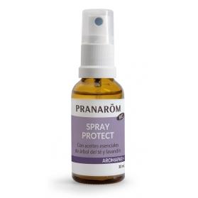 Pranarom Aromapar repelente de Piojos spray