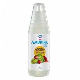 Amukina 500 ml líquido desinfectante para Frutas y Verduras