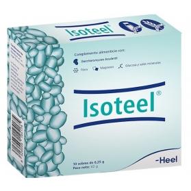 Isoteel 10 sobres con Probióticos, Magnesio, Fibra y Minerales