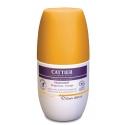 Cattier desodorante Roll-On Frescor Cítrico 50 ml 24H con Bergamota y Naranja