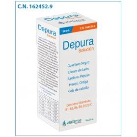 Vitalfarma Depura metablismo energético 150 ml